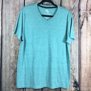 Other - B2 Teal Heather Tee Shirt Size Large
